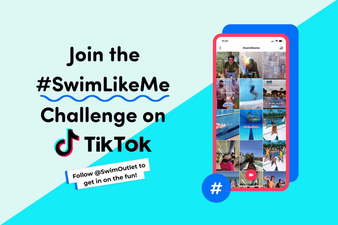 SwimOutlet.com Launches #SwimLikeMe TikTok Dance Challenge