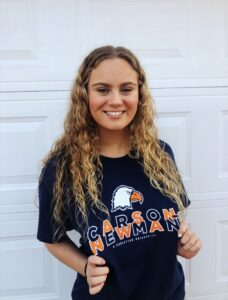 Tennessee HS Finalist Lily Parr Stays Local, Commits to Carson-Newman (2021