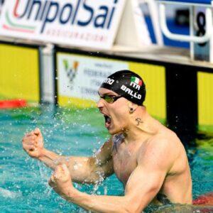 Stefano Ballo Conquista Il Pass Per La Sua Prima Olimpiade Nella 4×200