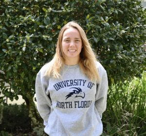 Florida HS 4A State Finalist Allie Larrimore Opts for In-State North Florida