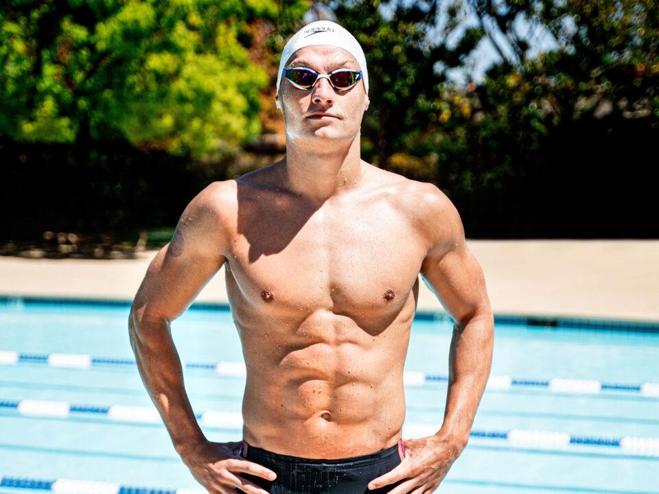 Speedo Signs World Champs Medallist & Three-Time NCAA Champion Andrew Seliskar