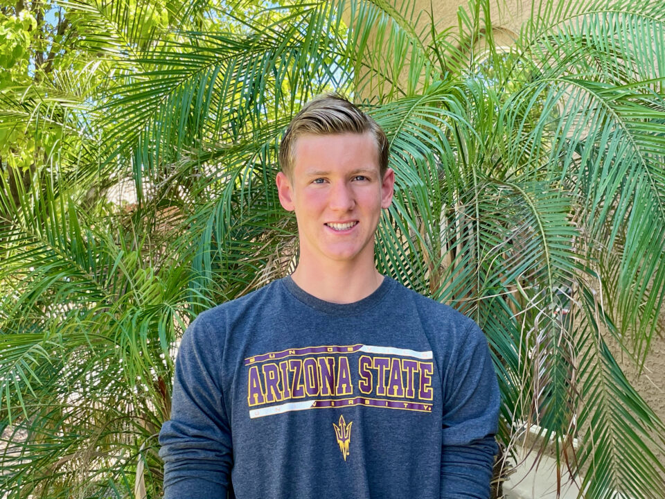 Arizona State Earns Verbal Commitment from AIA State Champion Evan Nail