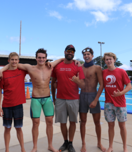 Aulea Boys Smash Hawaii 17-18 Medley Relay Record