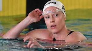 Swimming The Same Event In Five Olympics: A Feat For Few