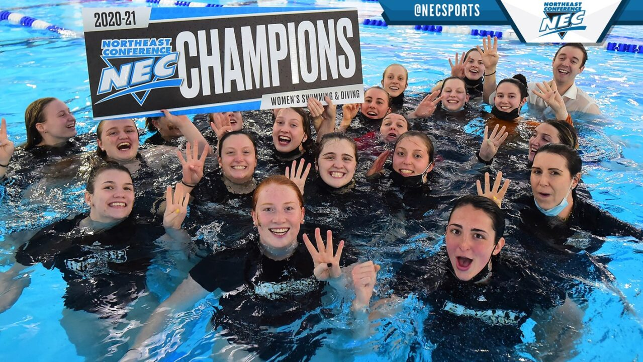 Bryant Women Win 4th-Straight NEC Title, Bryant Men Become 1st NEC Men's Champs