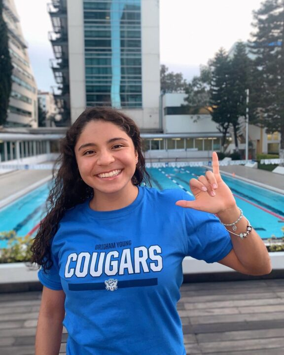 Mexican Standout Danny Flores Chooses BYU (2021)