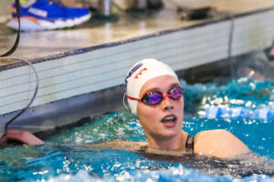Claire Curzan Downs Missy Franklin's 100 Freestyle NAG – 53.55
