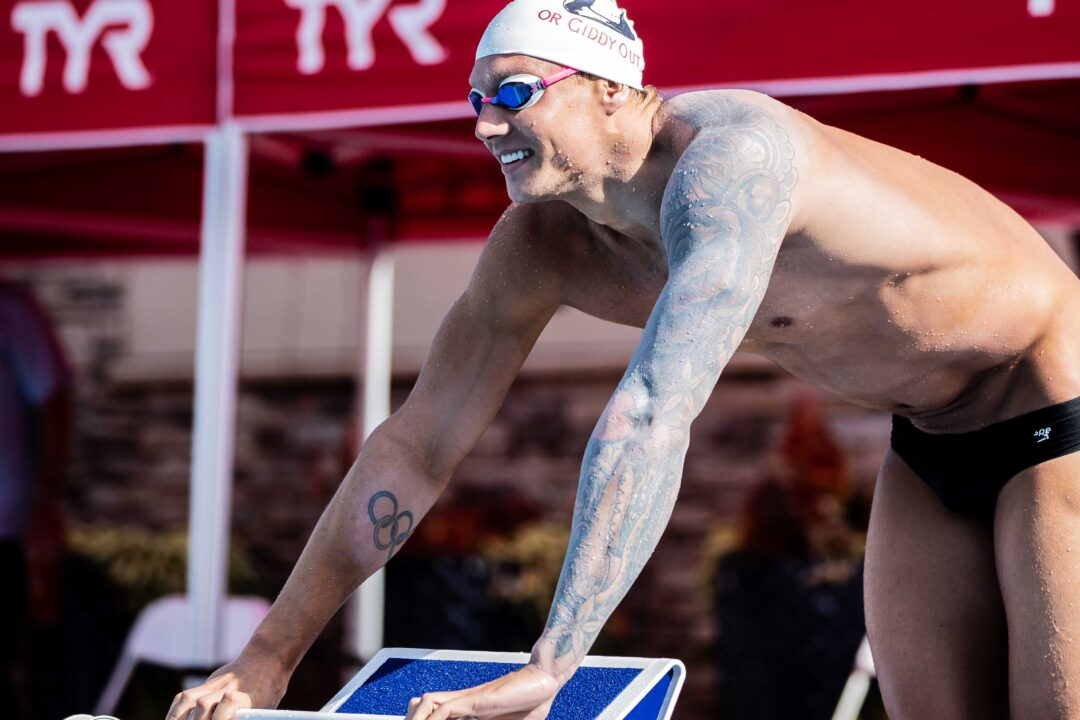 Pro Swim Series Batterie Day 4 Dressel Conduce I 100 Stile-Risultati