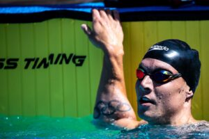 What Is The Longest Individual Winning Streak In Olympic Swimming?