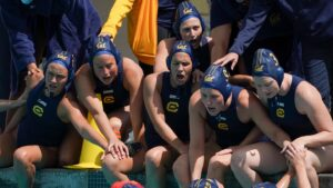 No. 6 Cal Completes Weekend Sweep of No. 4 ASU In Women's Water Polo Action