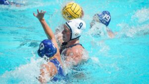 No. 4 Cal Women's Water Polo Clamp Down On No. 16 San Jose State