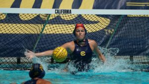Cal's Cassidy Ball Named MPSF Water Polo Player of the Week