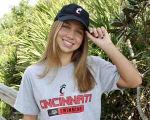Florida HS 4A State Champ Grace Gavin Makes Verbal Pledge to Cincinnati