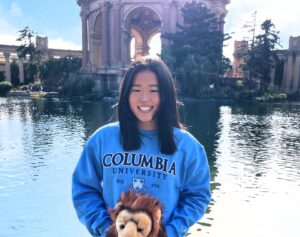 Far Westerns Champ Olivia Kim Gives Verbal Commitment to Columbia Class of 2026