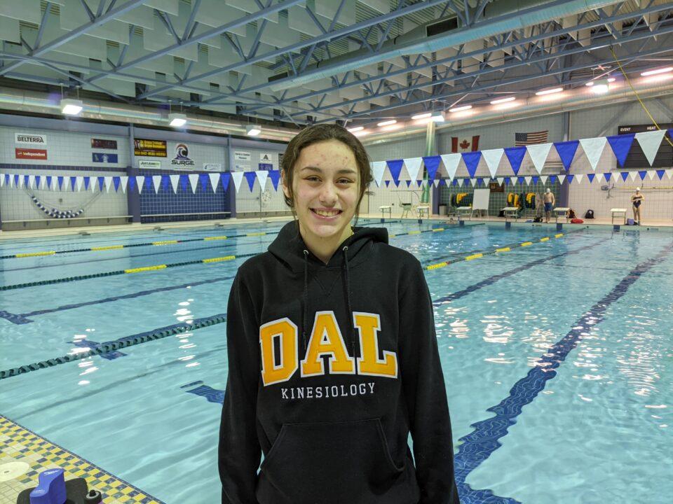 Canadian Backstroker Mikhaela Johnson Commits to Dalhousie University for 2021