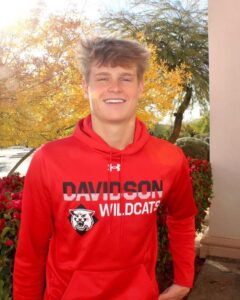 Davidson Picks Up 56.4 Breaststroker Andrew Schou from FAST (AZ)