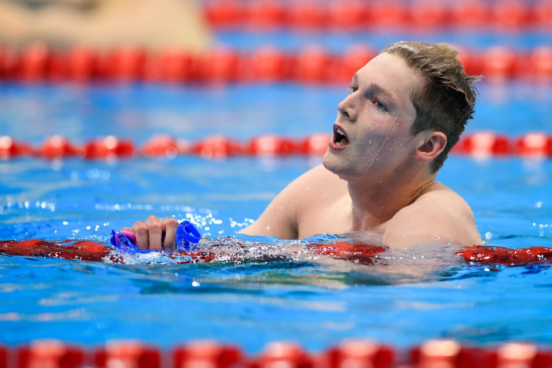 Five British Men Clear 1:47 200 FR During Day 5 British Trials Prelims