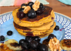 Easy Protein Pancakes: A Post-Practice Treat