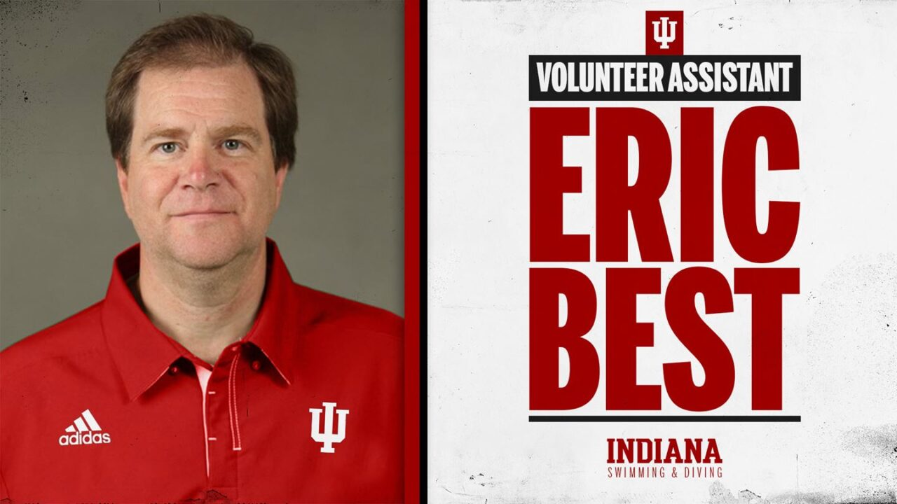 Indiana Announces Addition of Diving Coach Eric Best
