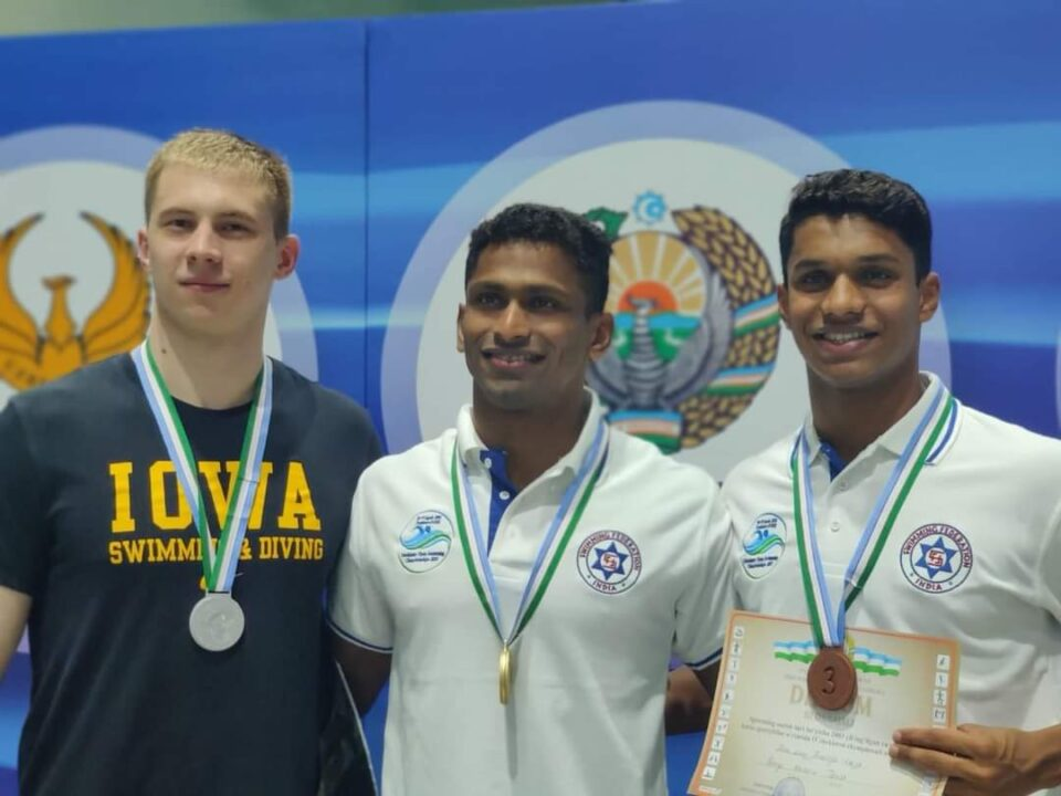 Day 2 Par Indian Swimmers Ko 10 Medals- Uzbekistan Open Swimming Championship