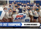 Villanova Women and Xavier Men Crowned 2021 Big East Champions