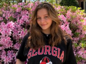 GHSA 7A State Sprint Champion Allison Damron Sends Verbal to Georgia (2022)