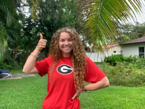 4x NCAA Qualifier Peyton Palsha to Finish 4th Year of Eligibility at Georgia