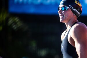 #1 Seed Hali Flickinger Drops 200 Fly Final on Saturday at PSS Mission Viejo