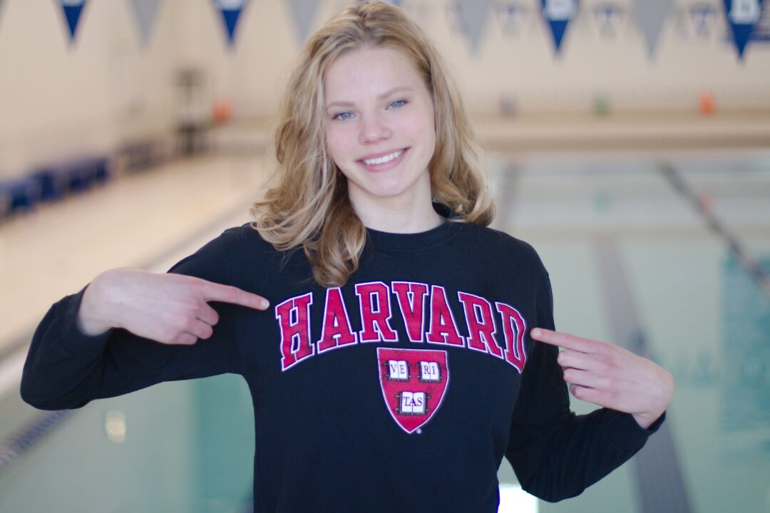 Summer Juniors Qualifier Anya Mostek (2022) Sends Verbal Commitment to Harvard
