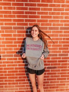 Texas 5A State Finalist Presley Heitzmann Joins McKendree Class of 2025