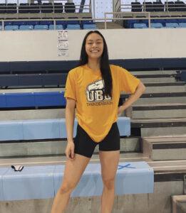 Canadian Record Holder Kayla Sanchez Announces Plans to Swim at UBC