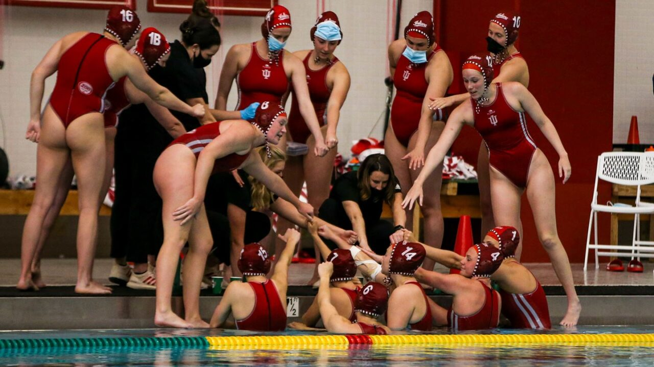 No. 15 Indiana Water Polo Hosts No. 2 UCLA