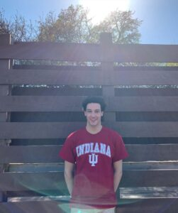 Fast-Improving Sprinter Jasper Davis Commits to Indiana (2021)