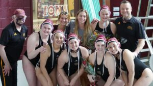 Iona Women's Water Polo Tops Siena On Senior Day