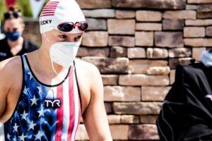 Ultra Swim Swimmer of the Month: Katie Ledecky, NCAP/Stanford