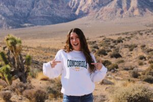 Sandpipers of Nevada's Kendall Ruberio Commits to Concordia (2021)