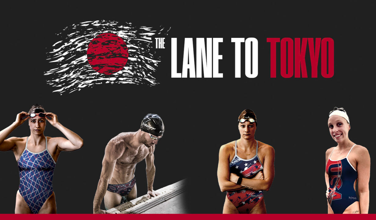 Fike Swim Ambassadors Launch USA-Themed Suits in Prep for Trials