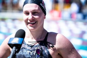 Melanie Margalis Likes Morning Finals for Swimming the 400 IM