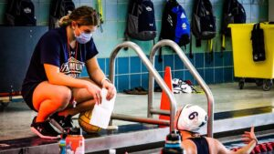 Mount St. Mary's Women's Water Polo Concludes Regular Season With Home Debut