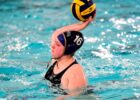 Thompson Nets Hat Trick In Two Loss Day For Mount Women's Water Polo