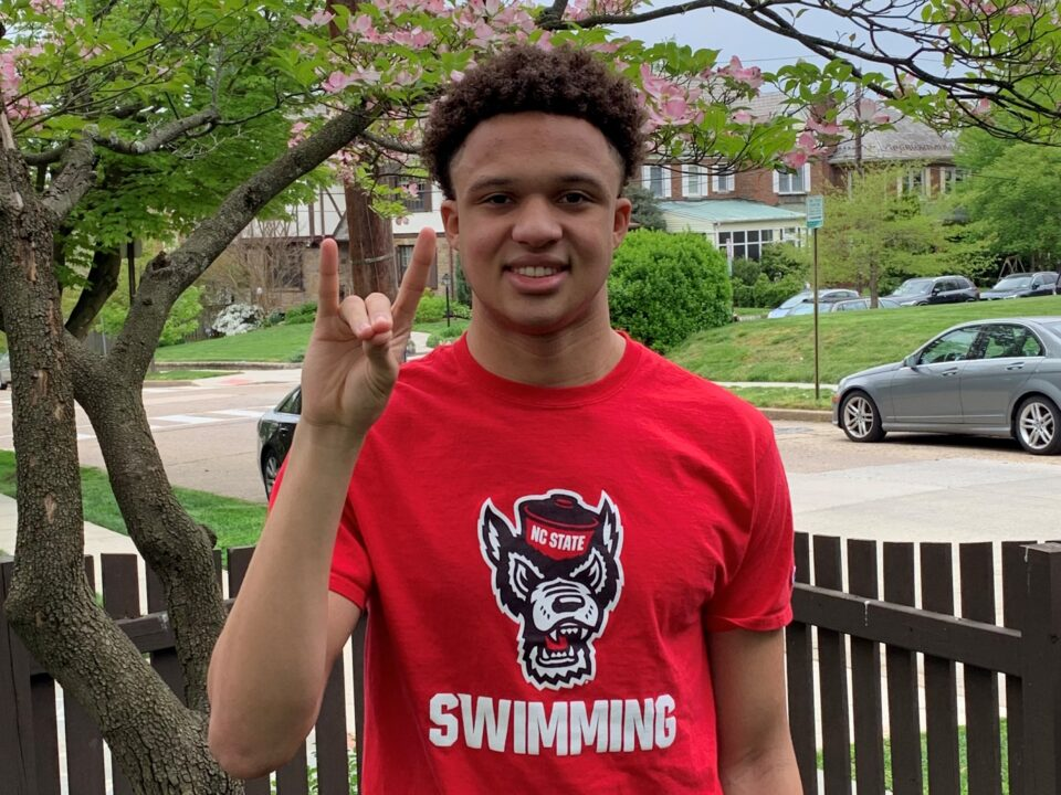 The Fish's Collin McKenzie Makes Verbal Pledge to NC State for 2022
