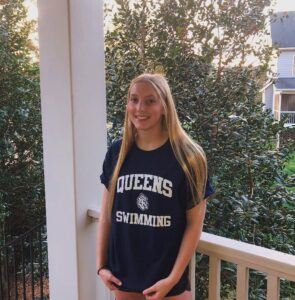 Queens (NC) Adds In-State Distance Specialist Amber Rydzewski (2021)