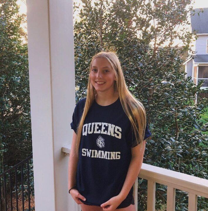 Queens (NC) Adds In-State Distance Specialist Amber Rydzewski (2021)