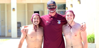 Redlands Men's Water Polo Falls to Cal Lutheran