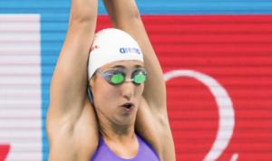 Olympian Andi Murez on Balancing Pro Swimming and Medical School