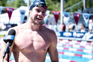 Sean Grieshop Breaks Down 400 IM Victory, Cal NCAA Season