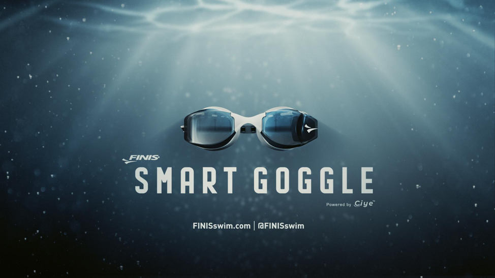 FINIS Smart Goggle, Powered By Ciye™