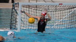Chapman Women's Water Polo Downs Redlands, 10-7