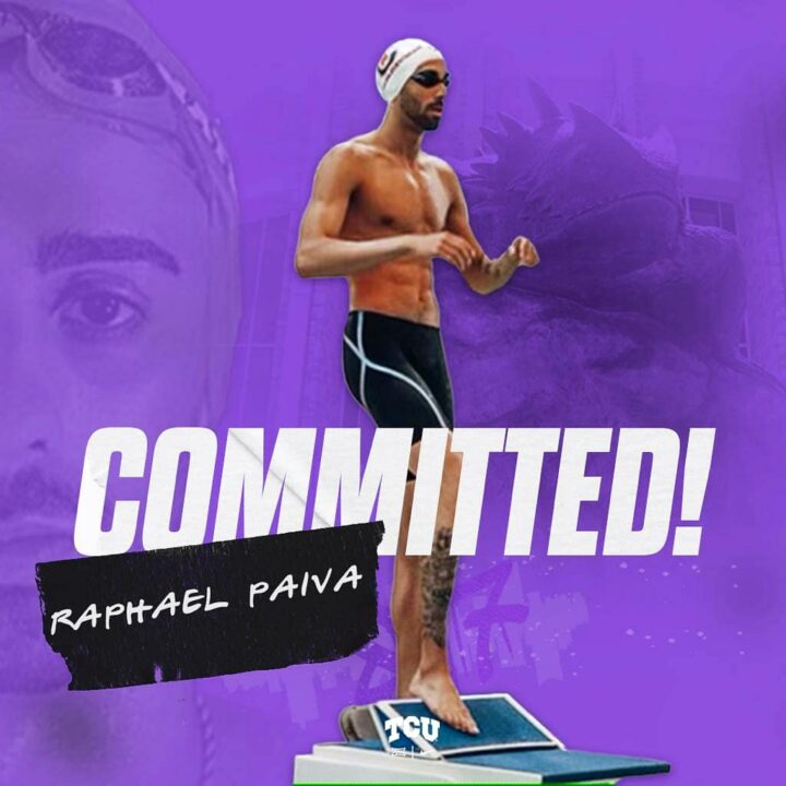 2x NCAA D2 All-American Raphael Paiva Transfers from Carson-Newman to TCU