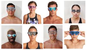Un Modelo De Gafas Para Todos Los Nadadores: The One